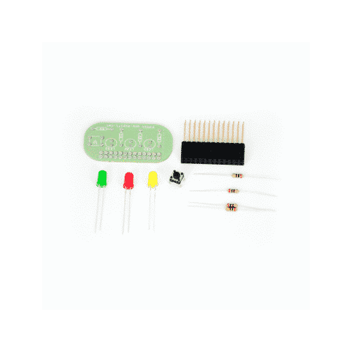LED Breakout Board for Raspberry Pi