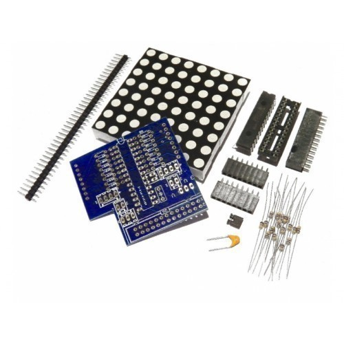 Raspberry Pi LED Matrix & Driver Board Kit