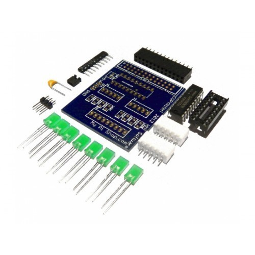 Raspberry Pi Stepper Motor & Driver Board