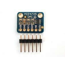 MCP4725 Breakout Board - 12-Bit DAC w/I2C Interface