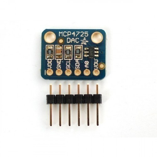 MCP4725 12-Bit DAC with I2C Interface