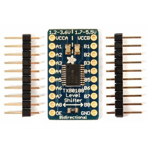8 Channel Bi-Directional Logic Level Converter