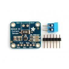 INA219 High Side DC Current Sensor Breakout - 26V ±3.2A Max