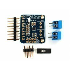 Stereo 3.7W Class D Audio Amplifier (MAX98306)