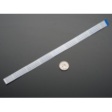 """Flex Cable for Raspberry Pi Camera or Display - 300mm / 12"""""""