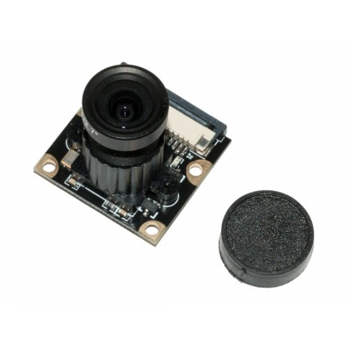 Raspberry Pi Night Vision Camera