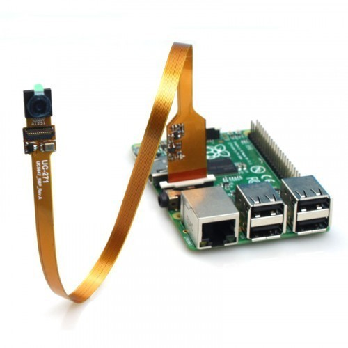 Spy Camera for Raspberry Pi