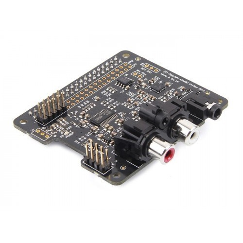 Pi-DAC+ Full-HD Audio Card