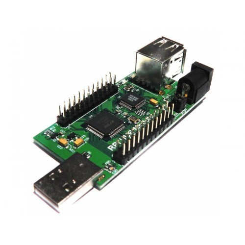 Raspberry Pi USB Expansion & FT2232H Evaluation Module