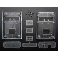 Clear Enclosure for Arduino - Electronics enclosure - 1.0