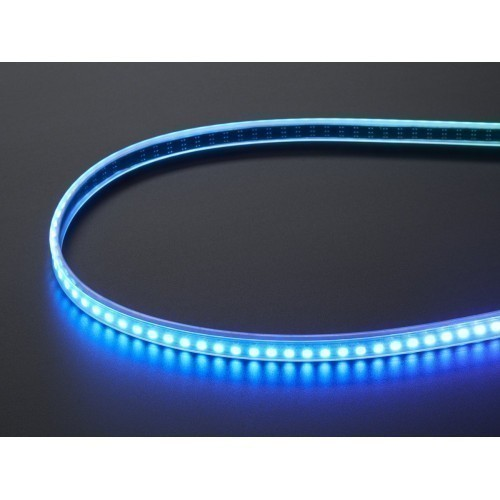 Adafruit Mini Skinny NeoPixel Digital RGB LED Strip - 144 LED/m - 1m WHITE