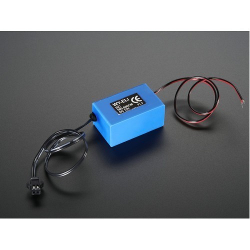 12V EL wire/tape inverter