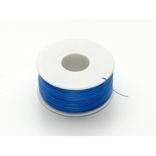 """""""Wire Wrap"""" Thin Prototyping & Repair Wire - 200m 30AWG Blue"""