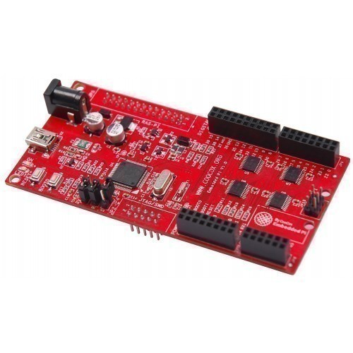 Triple-play platform for Raspberry Pi, Arduino and 32-bit embedded ARM