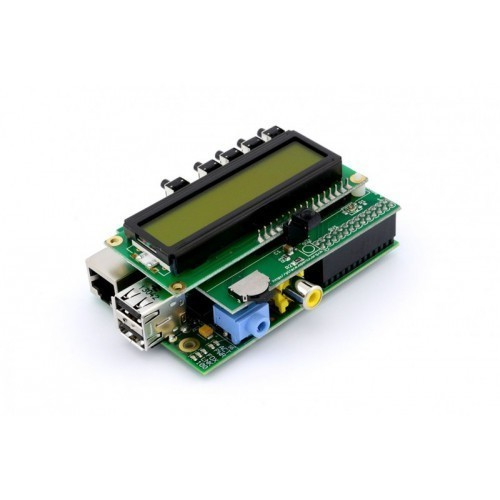 PiFace Control and Display