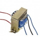 12-0-12 Volt 750mA Transformer by Robomart