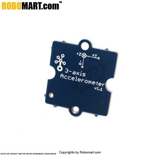Grove 3 Axis Digital Accelerometer (±1.5g) for Arduino/Raspberry-Pi/Robotics