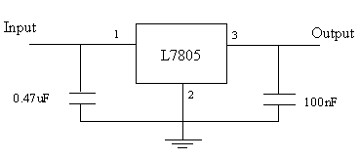 L7805/LM7805 Voltage Regulators