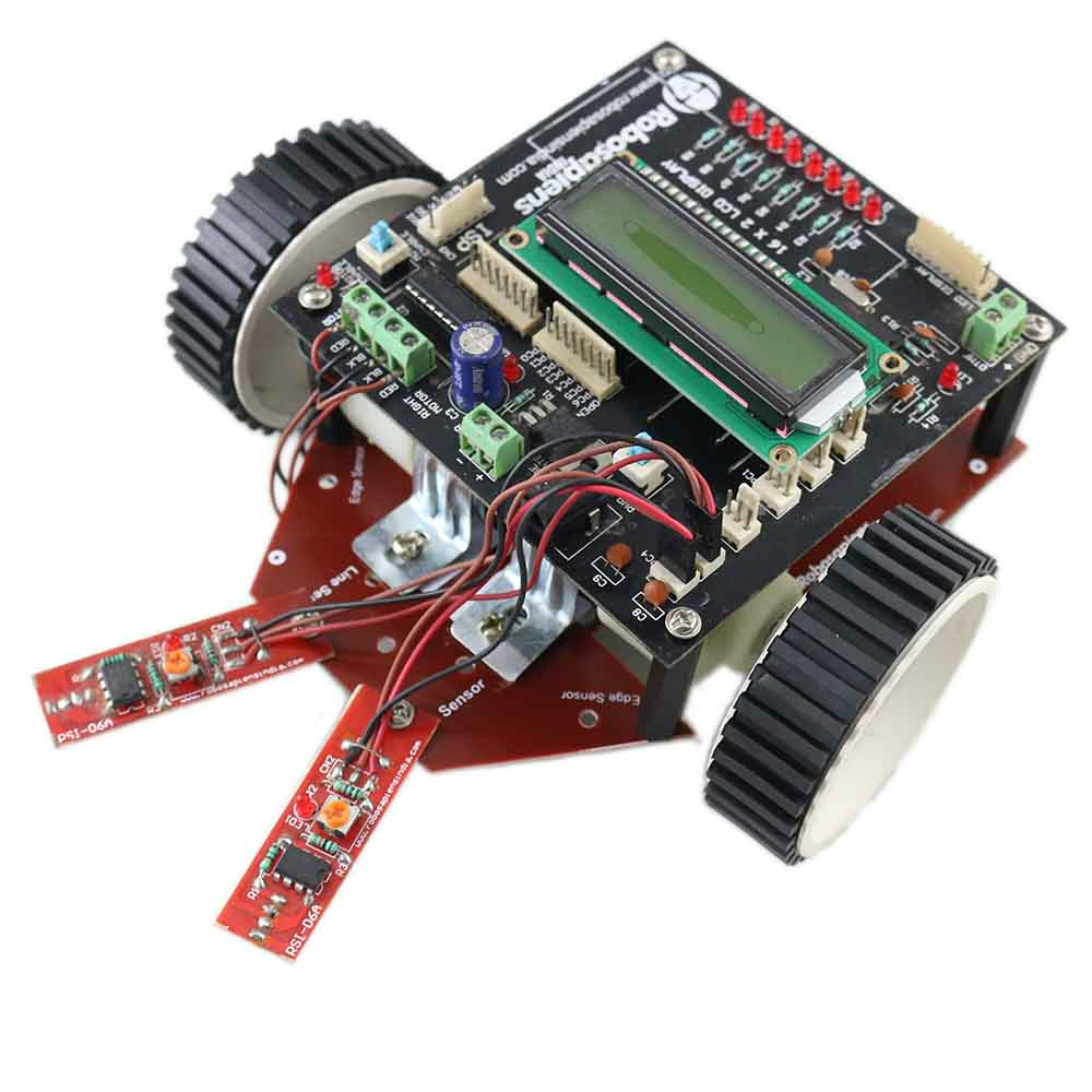 Diy robotic kits buy diy robotic kits online at best price in robosapiens atmega8 ibot solutioingenieria Image collections