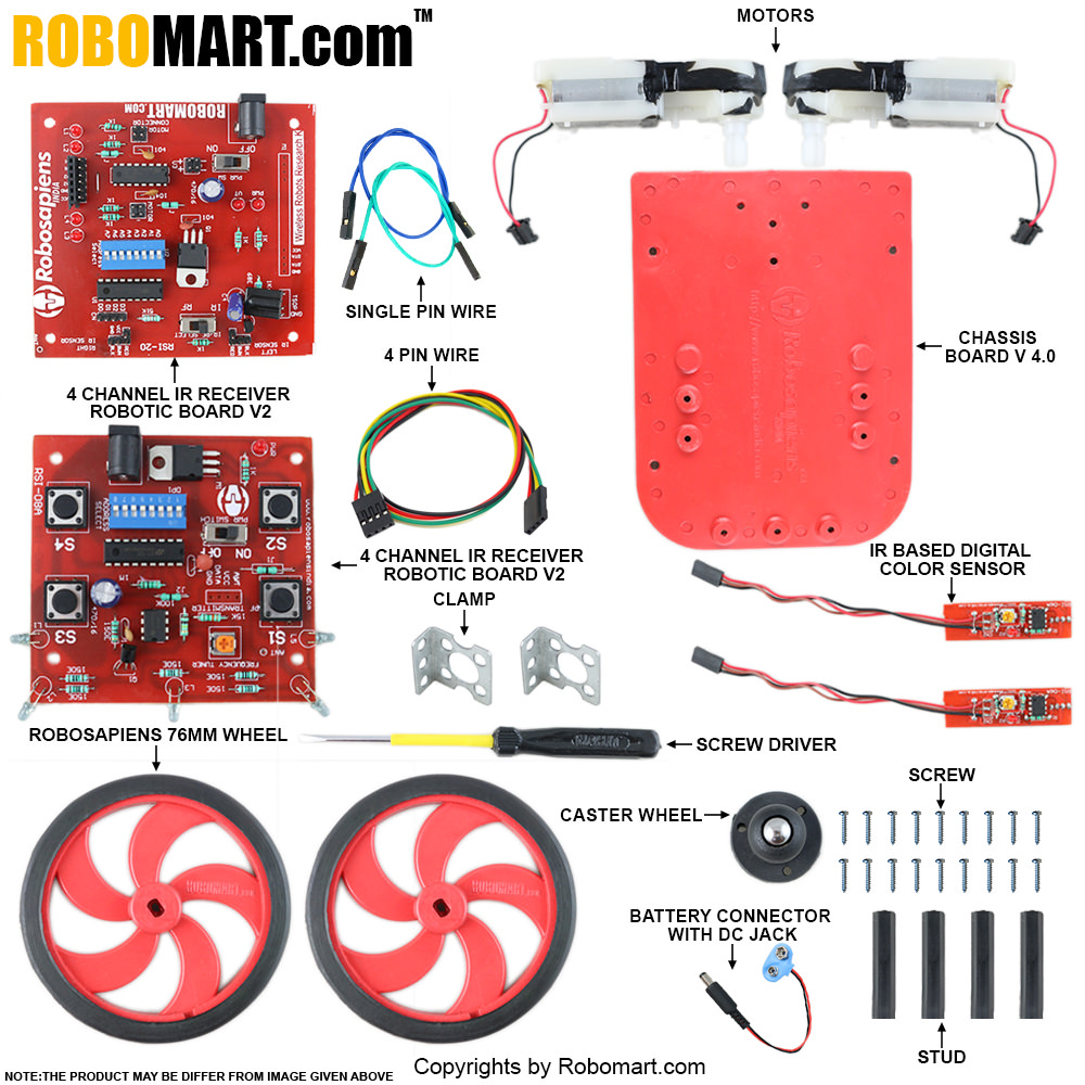 Wireless Remote Control Kit V 3.0.