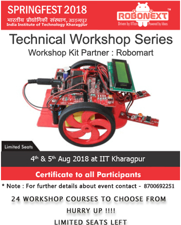 Workshop Series @ IIT Delhi